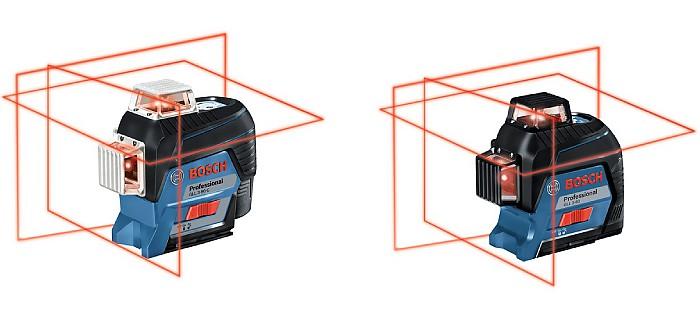 Lasery liniowe Bosch